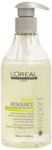 L'Oréal Professionnel Shampooing Purifiant Cheveux Normaux àGras 500 ml