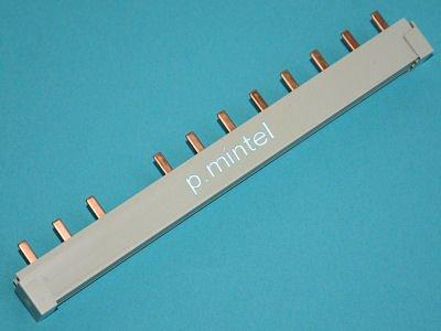 Preisvergleich Produktbild FTG Sammelschiene 3364S-EK 3-polig 12TE ablängbar 10² ABB FI/LS-Kombination
