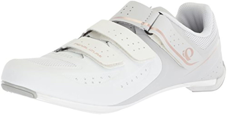 Pearl Izumi Select Road V5 - Zapatillas Mujer - Gris/Blanco 2018