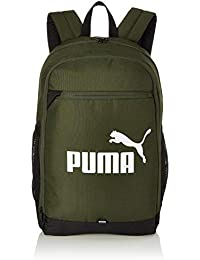 PUMA 26 Ltrs Forest Night-Puma White Laptop Backpack (7598802)