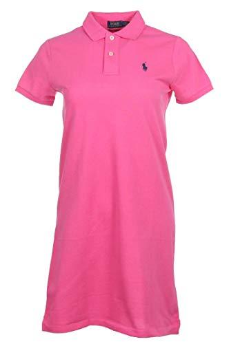 Ralph Lauren Damen Kleid - Pink (Pink, M)