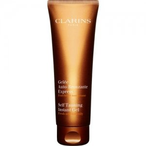 CLARINS Self tanning instant gel, 125ml