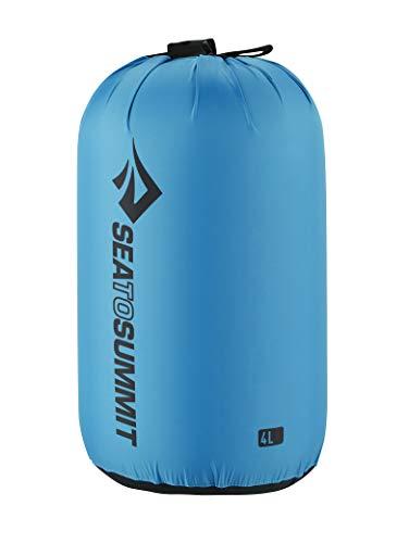 Sea to Summit-Nylon Stuff Sack-Sacca, Blau, XS - 4L - ø14 x 27cm - 32g