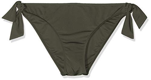 Emporio Armani Damen Bikinihose 9p300 , Grün (Verde Militare 00084), Small ( UK)