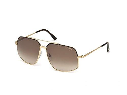 occhiali-da-sole-polarizzati-tom-ford-ronnie-ft0439-c60-01q-shiny-black-green-mirror