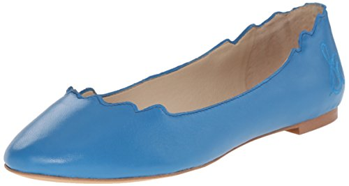 Sam Edelman Women's Augusta Ballet Flat Malibu Blue