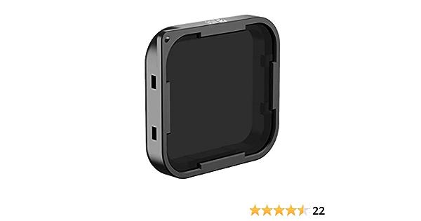 Freewell Densit/é Neutre ND16 Cam/éra Objectif Filtre Compatible avec Hero9 Noir
