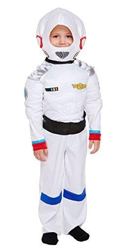 (Kinder Astronaut-Kostüm für Kleinkinder von 2–3Jahren)