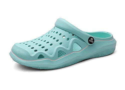 Zuecos de Playa Piscina Sanitarios para Hombre Sandalia Mujer 2019 Verano Zapatillas Chanclas Antideslizante