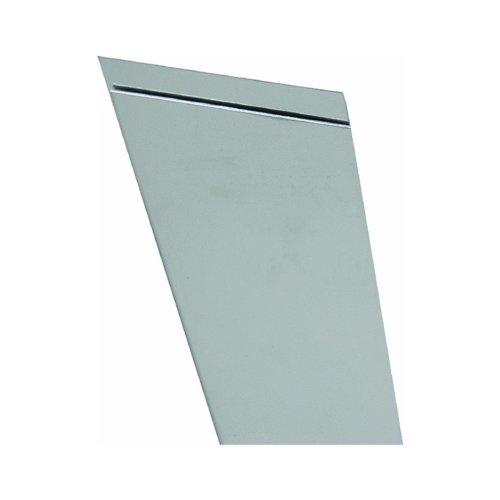 K&S Metal 000254 - Weissblechplatte, 101.6 x 254 mm, 0.008 Zoll dick, 6 x 1 Stück