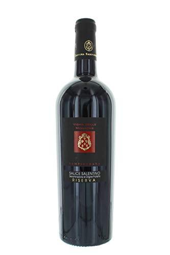 Rosso Vino Salice Salentino DOP Riserva 2012 Sampietrana 75cl 13,5%vol