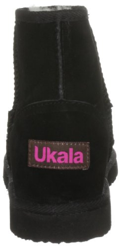 UKALA Sydney Mini, Bottes femme Noir-V.6