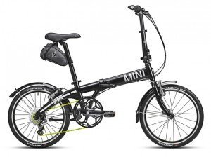 Preisvergleich Produktbild MINI Folding Bike Black