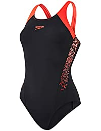 Speedo Damen Boom Splice Muscle Back Badeanzug