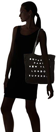 Superdry Etoile Parisian, Womenâ€TMS Backpack Purse, Rosa - Bubblegum, 32.0X37.0X9.0 cm - W X H L Image 4