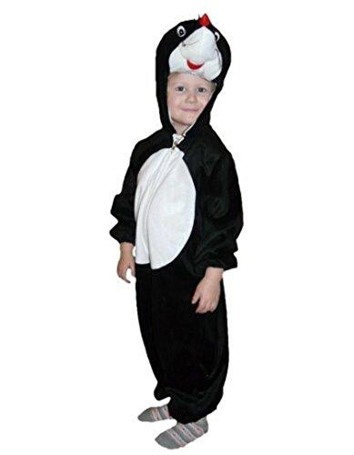 Jungs Kostüm Person Für 2 - Maulwurf- Kostüm-e Kind-er AN47 Gr. 98-104, Kat. 2, Achtung: B-Ware Artikel. Bitte Artikelmerkmale lesen! Tier-e Mädchen Junge-n Kleinkind-er Faschings- Karnevals- Fasnachts- Geburtstags- Geschenk-e