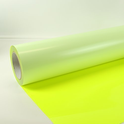 22,48€/m² 1m x 0,5m Poli-Flex Premium Folie Neon Gelb 440 Flexfolie Buegelfolie Poli-Flex