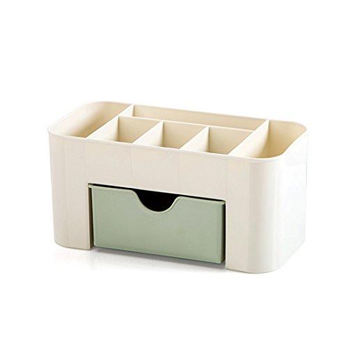 WEIAIXX Schublade Kosmetik Aufbewahrung Box Kosmetik Pinsel Finishing Box Feld