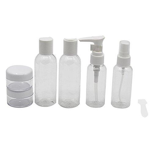 6 pz bottiglie riutilizzabili vuote portatile Set Mist Spray profumo