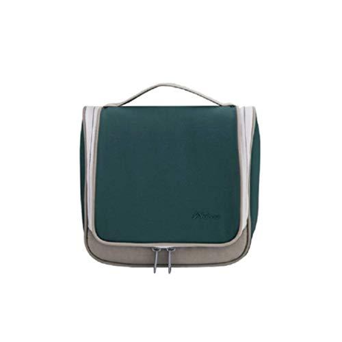 kaymayn tragbar Reise Aufhängen Kosmetiktasche Tasche mit Haken, wasserfester Organizer für Damen und Herren, Zubehör Toiletry Kit mit Trocken- und Trennung