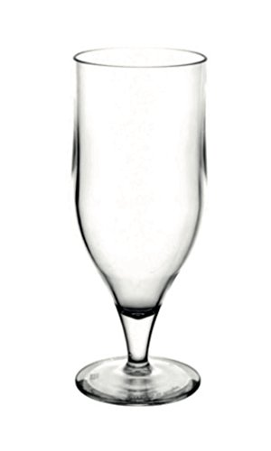 Verres Lot de 6 verres à bière en polycarbonat – (33 cl.)