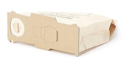 DREHFLEX - SB817-4 - 40 Staubsaugerbeutel aus Papier passt für Vorwerk - Kobold 130/131 / 131SC / VK130 / VK131