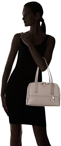 Guess Hwvg6421090, Borsa a Mano Donna, 13 x 22.5 x 36 cm (W x H x L) Grigio (Taupe)