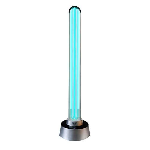 Desinfektionslampe Uvc 150w Filter KeimtöTende Lampe, Uv-Sterilisationslampe, Intelligenter SensorköRper, Haushalts-Ozon-Luftreiniger, Formaldehyd Entfernen