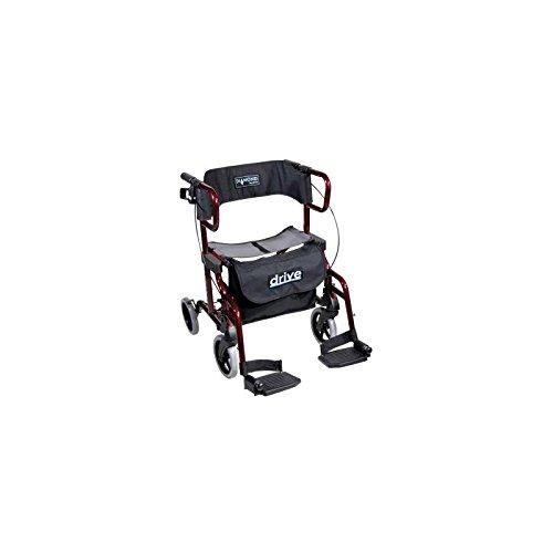 Rollator Rollstuhl faltbar Drive Diamond Deluxe