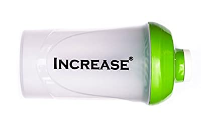Bolero Drink - Eistee Pfirsich mit Stevia - 88g Beutel + Increase Shaker 600 ml