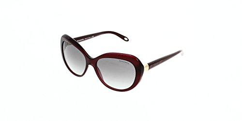 Tiffany & Co. Damen 0TY4122 80033C 56 Sonnenbrille, Rot (Opal Red/Graygradient),