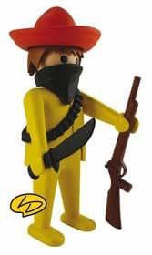 Leblon delienne playmobil g ant en r sine le bandit jeux et jouets - Playmobil geant a vendre ...
