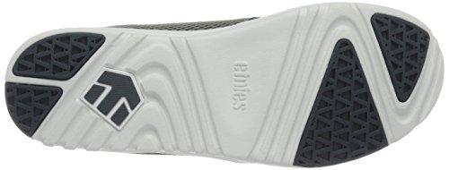 Etnies Herren Scout Low-Top Grau (Grey/White/Green)