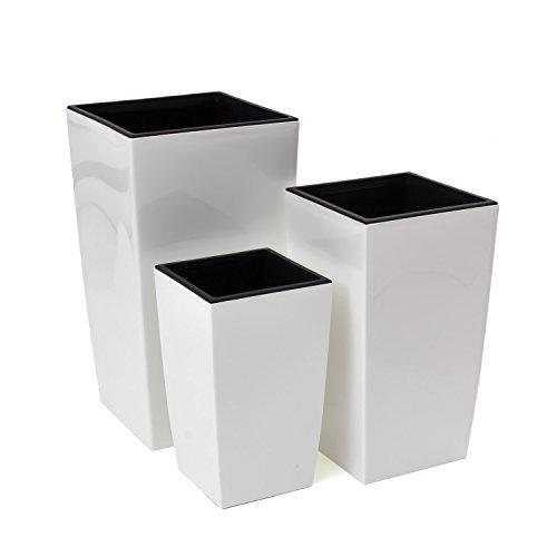 dekoratives-3er-set-blumenkubel-blumentopf-weiss-glanzend-pflanzeinsatz-coubi-serie