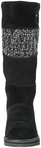 Sorel NL2366 - Stivali Alti Mocassini Donna Nero (Black 010)