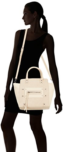 PIECES - Pcniara Bag, Borsa a mano Donna Beige (Beige (Warm Sand Warm Sand))