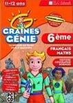 Graines de génies français et maths 6ème