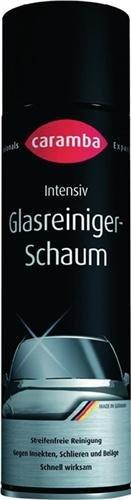 Caramba 6290305 Intensiv Glasreiniger-Schaum 500 ml Profi Scheiben Glas Reiniger