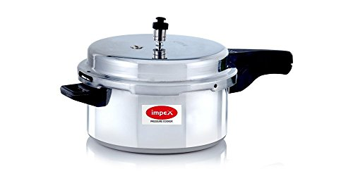 IMPEX Induction Base Aluminium Pressure Cooker With Outer Lid- 2 Ltr- IPC 201  available at amazon for Rs.849