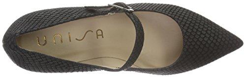 Unisa - Tican_pma, Scarpe col tacco Donna Nero (Nero (nero))