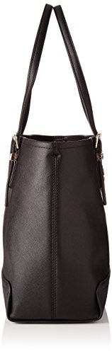 Tommy Hilfiger Damen Honey Med Tote Shopper, 14 x 27 x 40 cm Schwarz (Black)