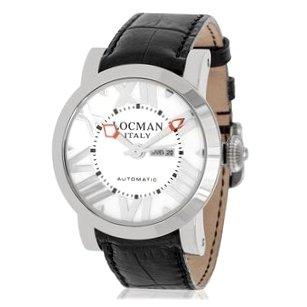 Locman 029300WHNNKCPSK_WT Montre à Bracelet Unisexe
