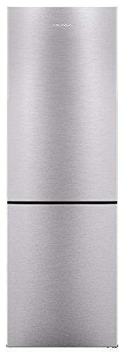 Grundig GKM 16825 X Kühl-Gefrier-Kombination / A++ / 184.5 cm / 200 L Kühlteil / 113 L Gefrierteil / Antibakterielle Türdichtung / LED-Innenbeleuchtung / Edelstahl Fingerprint free