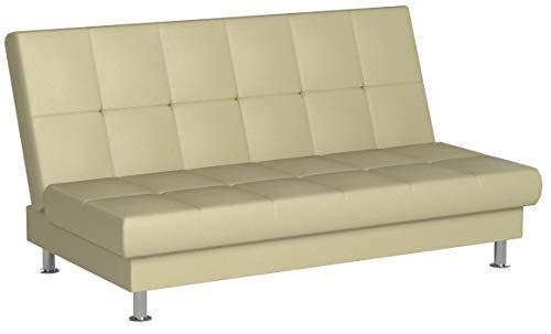 Modernes Sofa Endo mit Bettkasten und Schlaffunktion, Funktionssofa, Lounge Couch, Design Bettsofa Schlafcouch Schlafsofa (D100)