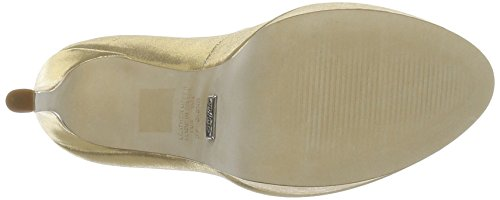 Buffalo London 176664, Scarpe con Tacco Alto Donna Oro (Gold 01)