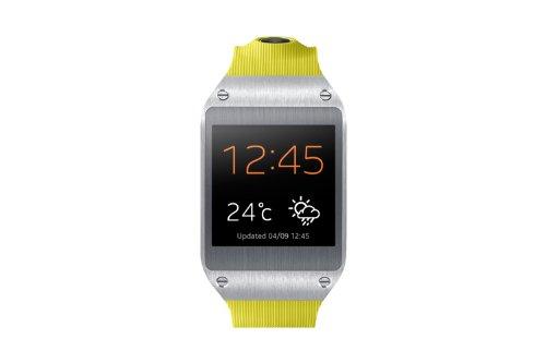 Samsung Galaxy Gear V700 Smartwatch (4,14 cm (1,63 Zoll) OLED-Display, 800 MHz, 512MB RAM, Android 4.3) grün - 800 Mhz 512 Mb Ram