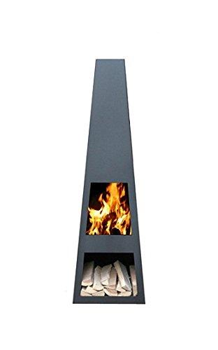Vilos-jardn-chimenea-37-x-37-x-122-cm-Color-negro