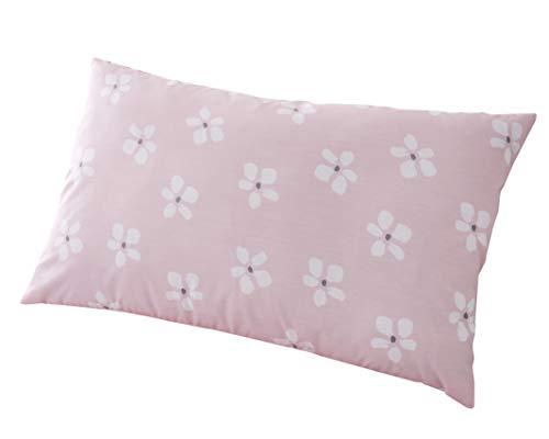 Premium Bettwäsche Bettbezug Auswahl Caroline Pink Floral entworfen 200Fadenzahl Bettwäsche-Set mit Gratis Kissen Fall, Boudoir Cushion -