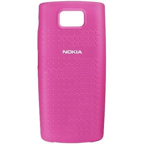 Nokia NOCC1011P - Funda para smartphone Nokia X3-02, color rosa