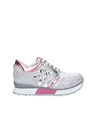 Apepazza Zapatos de Las Mujeres Bajas Zapatillas de Deporte de Cuña Interna  RSD16 PIXEL Rosalie 9d85988dcd4